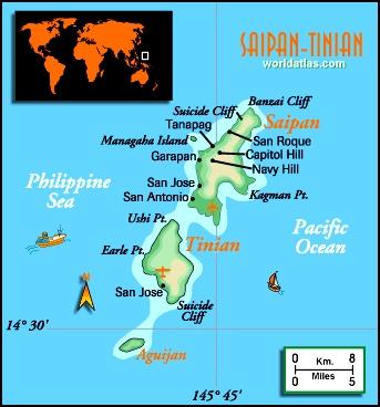 saipan, commonwealth of northern mariana islands