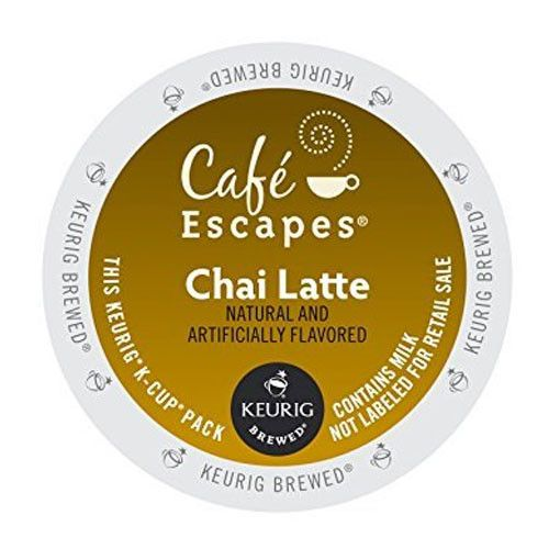 Café Escapes® Chai Latté K-Cup® Pod