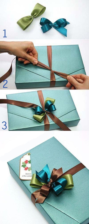 Креативная упаковка подарков своими руками фото 563