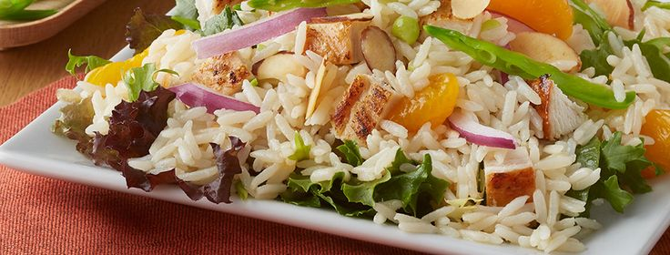 Minute® - Asian Chicken and Rice Salad - We can help.®