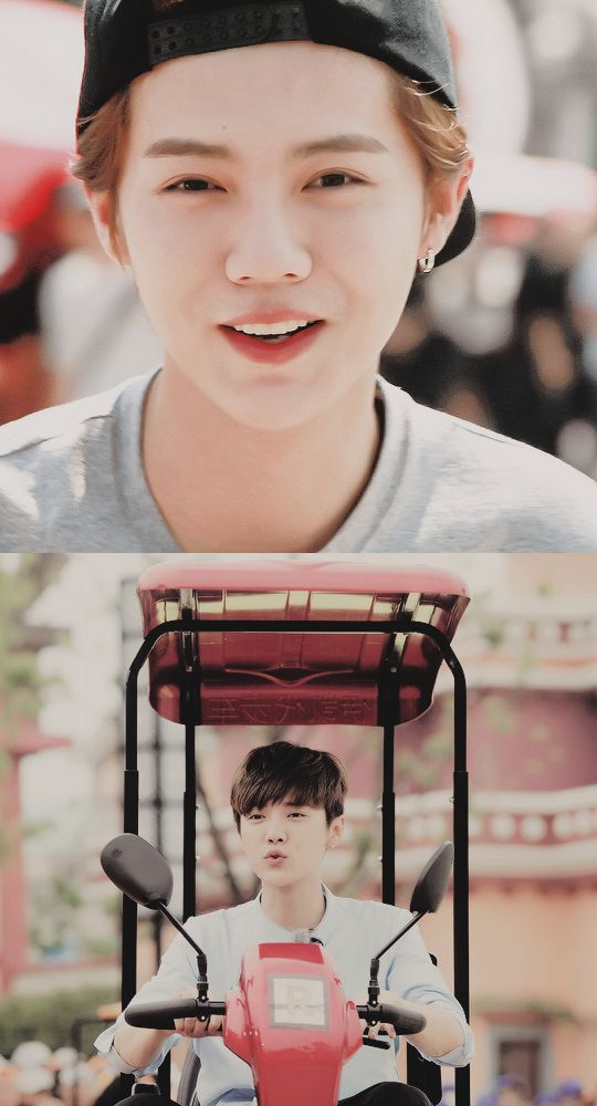 Luhan ~ Running Man China (Hurry Up, Brother!)
