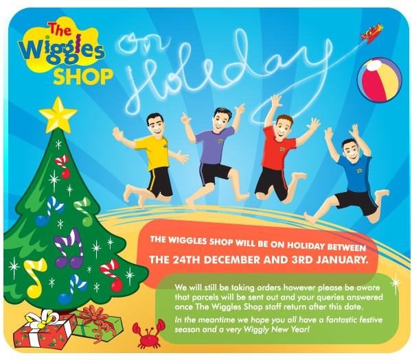 The Wiggles Party Shop