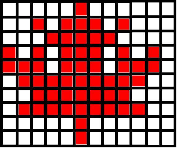 grid patterns crochet - Google Search