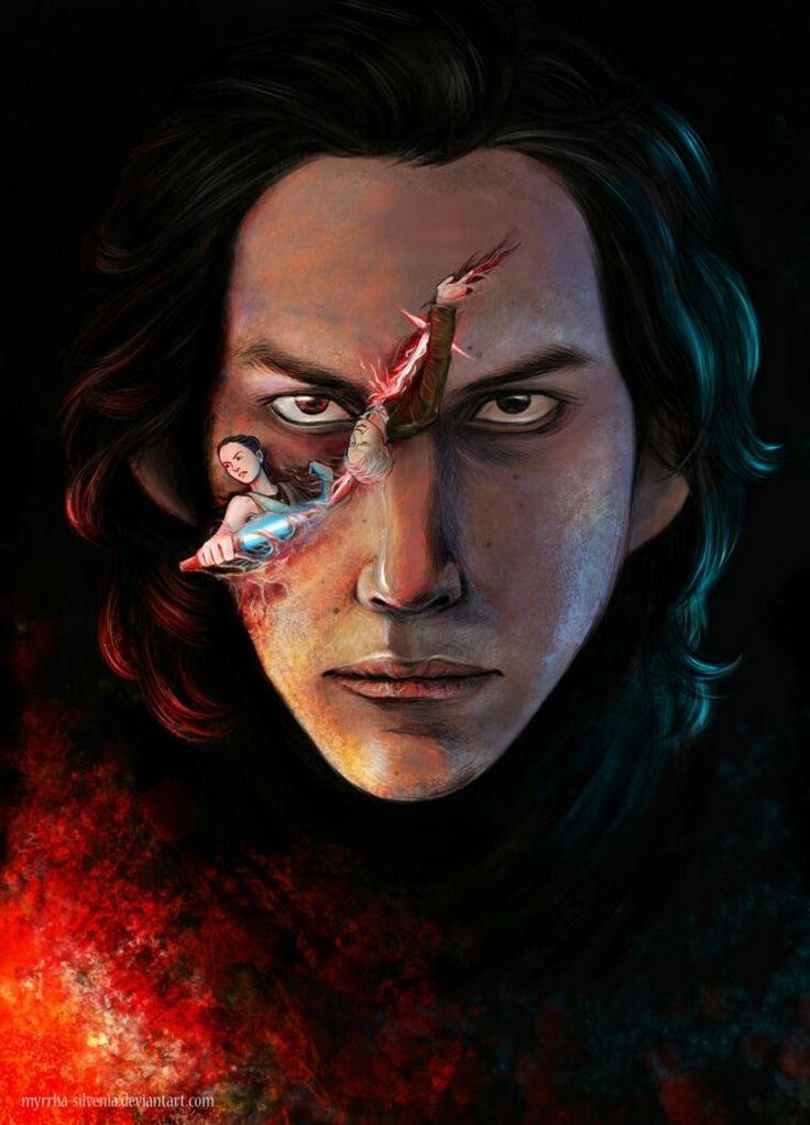 66 Best Kylo Ren Ben Solo Images On Pinterest Star Wars