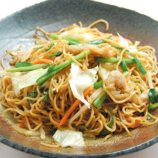 上海焼きそば安心野菜の中華とオーガニックワイン 華菜家 HANAYA