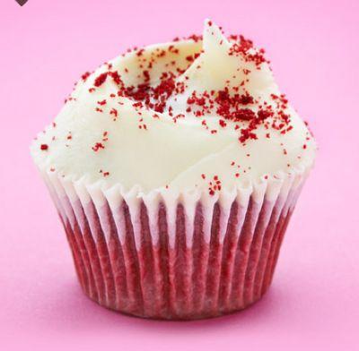 Hummingbird High: Hummingbird Bakery Red Velvet Cupcakes, Sea-Level Style