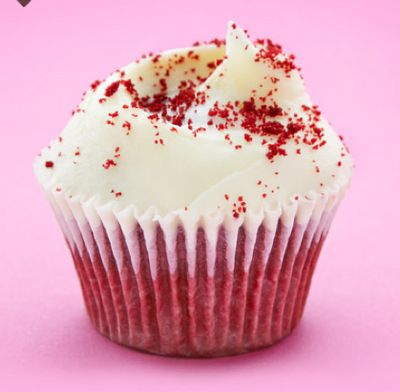 Hummingbird High: Hummingbird Bakery Red Velvet Cupcakes, Sea-Level Style