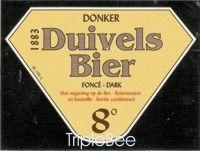 Label van Duivels Bier