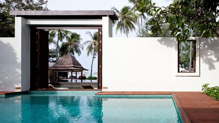 Sala Samui Resort & Spa | Beach Resort Koh Samui | Luxury Villa Resort - Tonje bo her; ca 1800kr natta