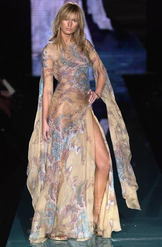 Elie Saab - Haute Couture Spring / Summer 2003