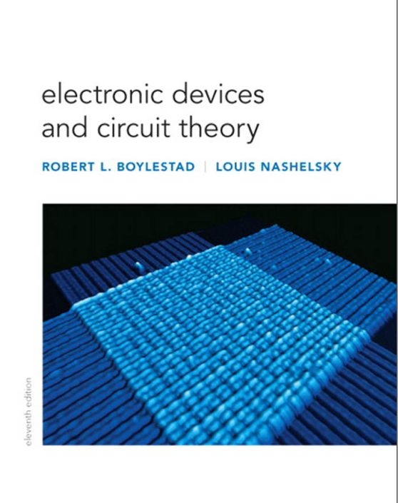 CONTENTS:     CHAPTER 1: Semiconductor Diodes     Introduction  Semiconductor Materials: Ge, Si, and GaAs   Covalent Bonding an...