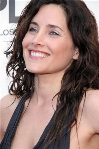Rachel Shelley - I love her smile!