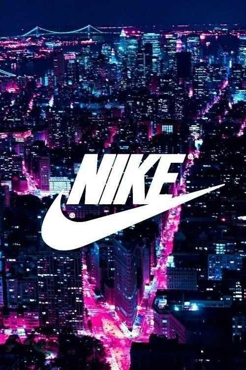 Nike track background