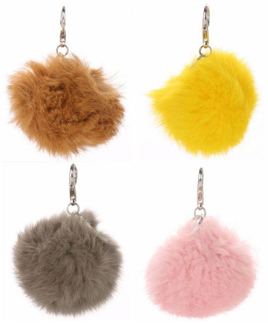Skvělý nápad na osvěžení vzhledu vaší kabelky? Zainvestujte do doplňků, které absolutně změní její vzhled. Doporučujeme barevné avyjímečně stylové pompony z přírodního vlasu! Prohlédněte si všechny barvy ➡ http://panikabelkova.cz/q/?keywords=pompon