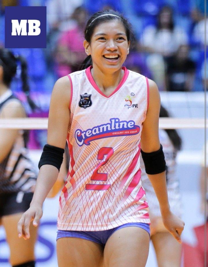 Pin by randolf cuales on web portal female volleyball