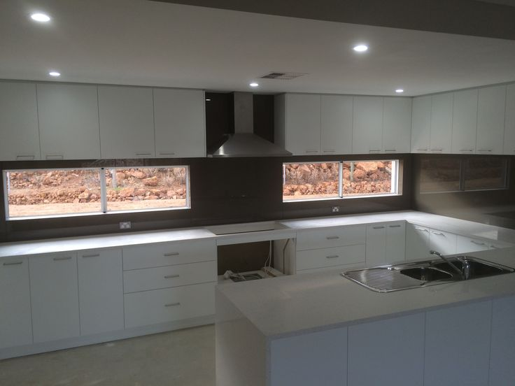Another elevation of our clients kitchen in Jarrahdale - 2879