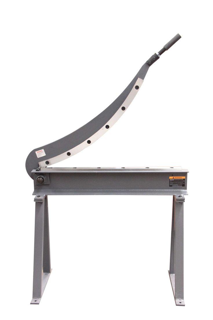 KAKA Guillotine Shear HS-800 Gauge Sheet Metal Fabrication Plate Cutting Cutter