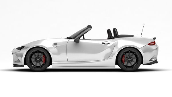 The new MX-5 gets its first tune-up - BBC Top Gear