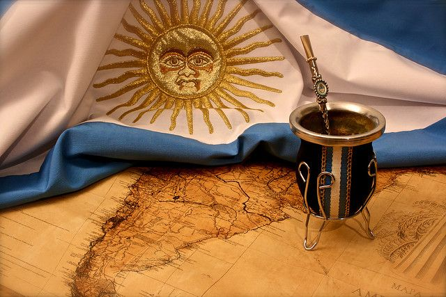 El mate es argentino