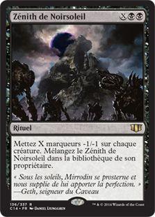 Zénith de Noirsoleil (Black Sun's Zenith)
