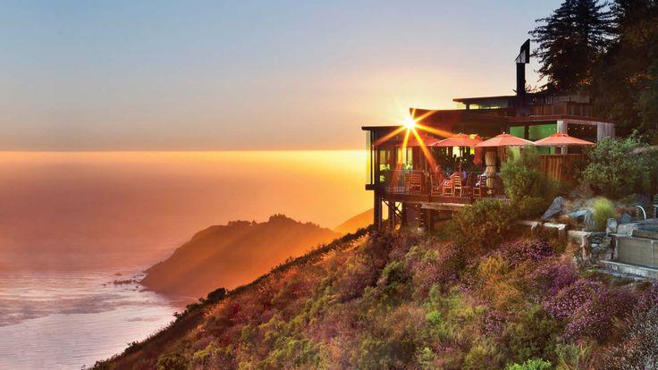 Big Sur Wedding - Post Ranch Inn