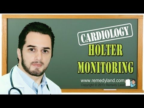 Holter monitoring a noninvasive diagnostic procedure