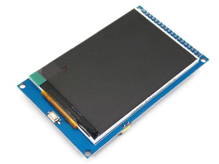 3.2 inch TFT LCD screen modul Ultra HD 320X480 untuk Arduino MEGA 2560 R3 Papan