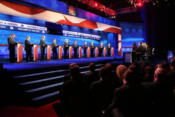 Oct. 31, 2015 - New York Times - Republicans withdraw from next date on NBC after Colorado 'debacle'