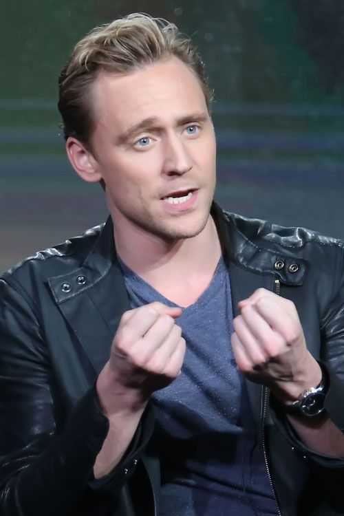 Tom Hiddleston speaks onstage during The Night Manager panel as part of the AMC Networks portion of This is Cable 2016 Television Critics Association Winter Tour at Langham Hotel on January 8, 2016 in Pasadena, California. Full size image: http://ww2.sinaimg.cn/large/6e14d388gw1ezszkd2ld1j22bc1n9hdt.jpg Source: Torrilla, Weibo