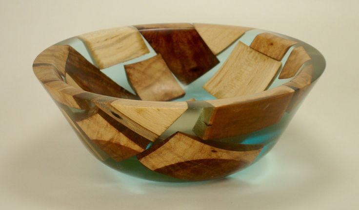 I demonstrate how to make a blank with alumilite clear resin and scrap wood for…