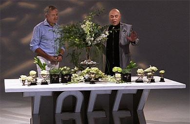 Die Nataniël Tafel - flowers