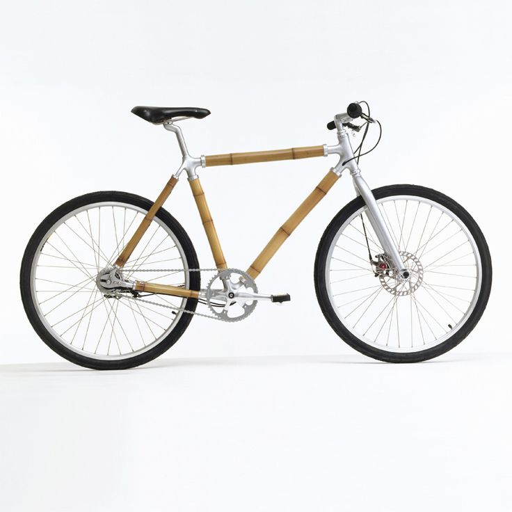 Bamboo Bike – Ross Lovegrove