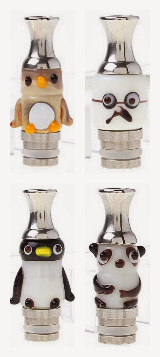 Smexy Vapes: A Zoo of Drip Tips