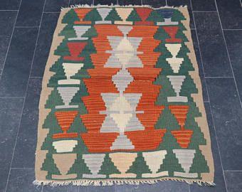 Kilim Rug, Aztec Kilim Rug, FREE SHIPPING 2.3 x 3.4 Turkish Kilim Rug, Nomadic Kilim Rug, Bohemian Kilim Rug,Anatolian Kilim Rug No 792 -    Edit Listing  - Etsy