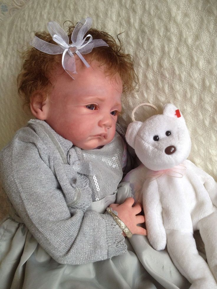 Reborn Doll for Sale Bluebell Sculpt by Romie Strydom Very Hard to Find Ed   eBay