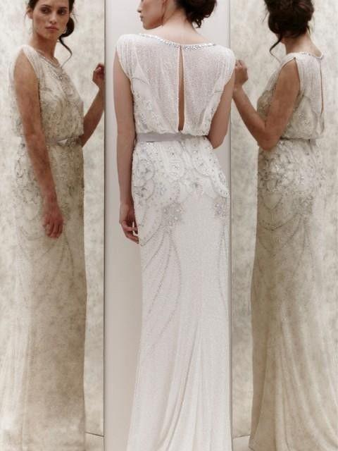 Jenny Packham Esme Size 8 Wedding Dress