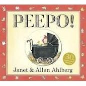 Peepo - Janet and Allan Ahlberg one of my favorite childhood books. Like the colours. Muted tones