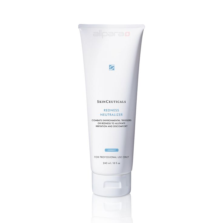 SkinCeuticals Redness Neutralizer 240 ml is a cream against redness for sensitive skin and acne rosacea skin.