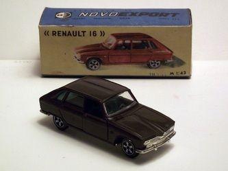 RENAULT 16 (Novo Export)