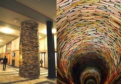book tunnel -- wowza