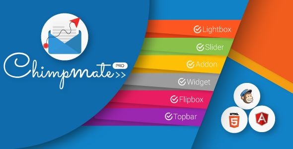 Download Free Premium ChimpMate Pro v1.2.5 - WordPress MailChimp Assistant For…