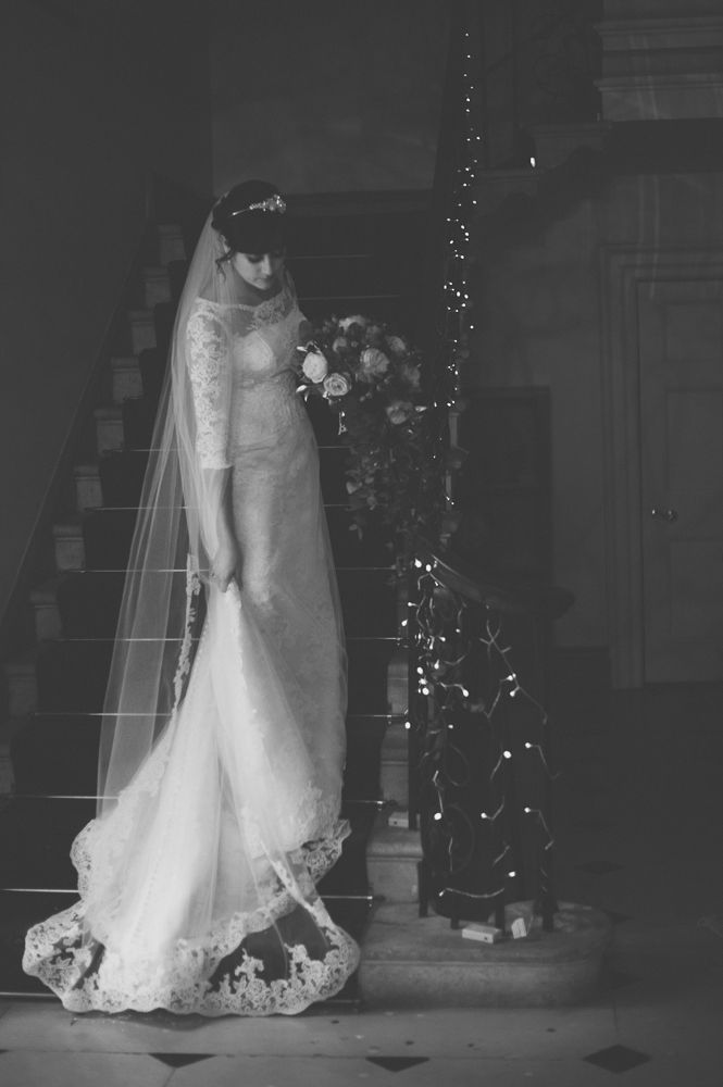 Low-light candle-lit winter wedding in Soho by Anna Pumer Photography www.annapumerphotography.com