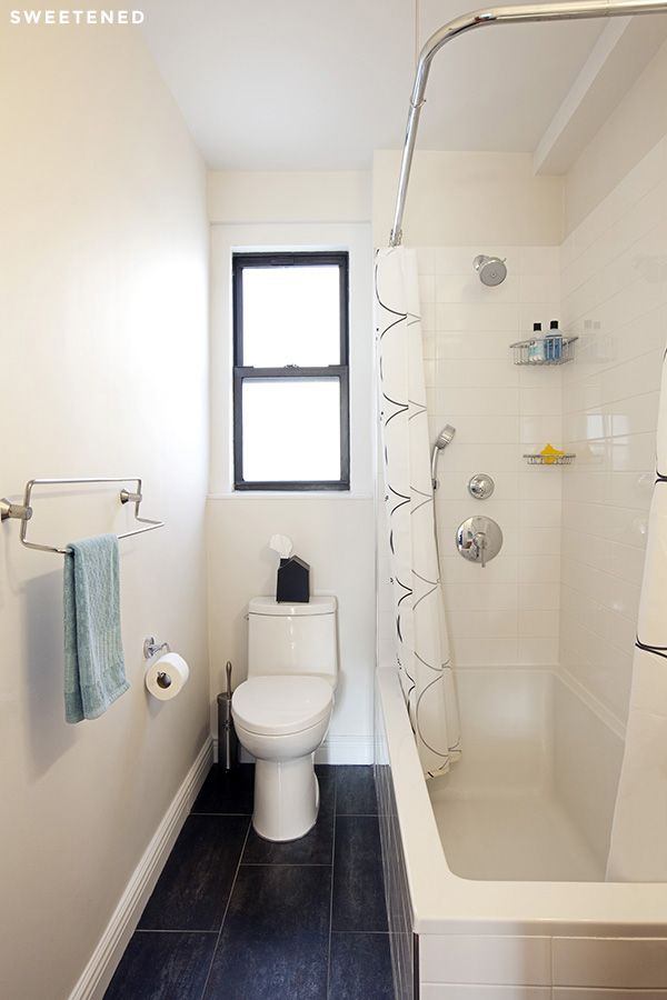 Murray Hill Manhattan Bathroom Renovation Toilets Modern And Gray