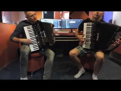 MÓJ DROGI TEŚCIU - Duet akordeonowy Vertim&Mamzel - YouTube