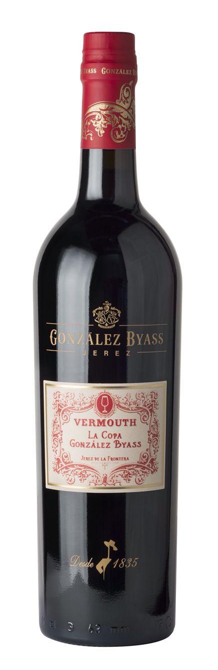 González Byass lanza al mercado vermouth La Copa, un Vermouth que la bodega elaboraba y comercializaba ya en el siglo XIX. #Vermouth La Copa.   #Vino, #Wine, #Winelovers