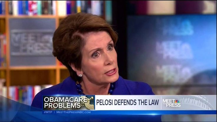 Pelosi taken apart by David Gregory on false Obamacare promises - HER LIES are finally catching up with her. Does not matter what statements she makes it does not change her original statement. She is a Very Deceitful person! So full of hot air and baloney...