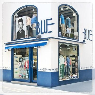 Façana #Blue