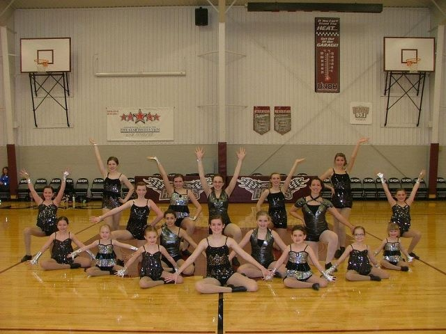 RHYTHM AND MOTION DANCE CENTRE performing at the Cleveland cavaliers game  tonight!