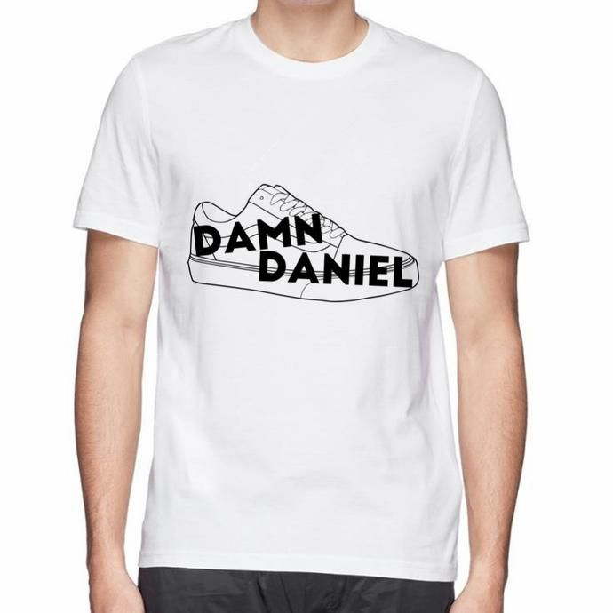 HOT Damn Daniel Tee Mens
