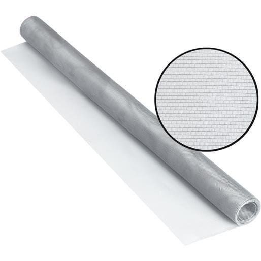 phifer inc 48x84 brite alum screen unit roll contains 8 per case